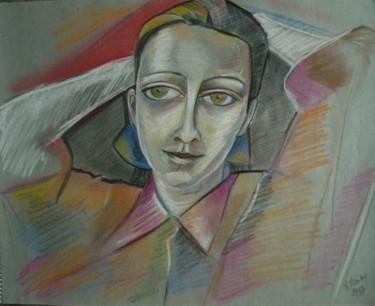 """""""autoportrait de 1987"""""""