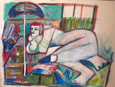 """""""Femme et parasol"""" 2014"""