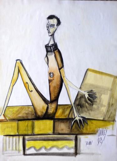 """Femme assise 2008"""